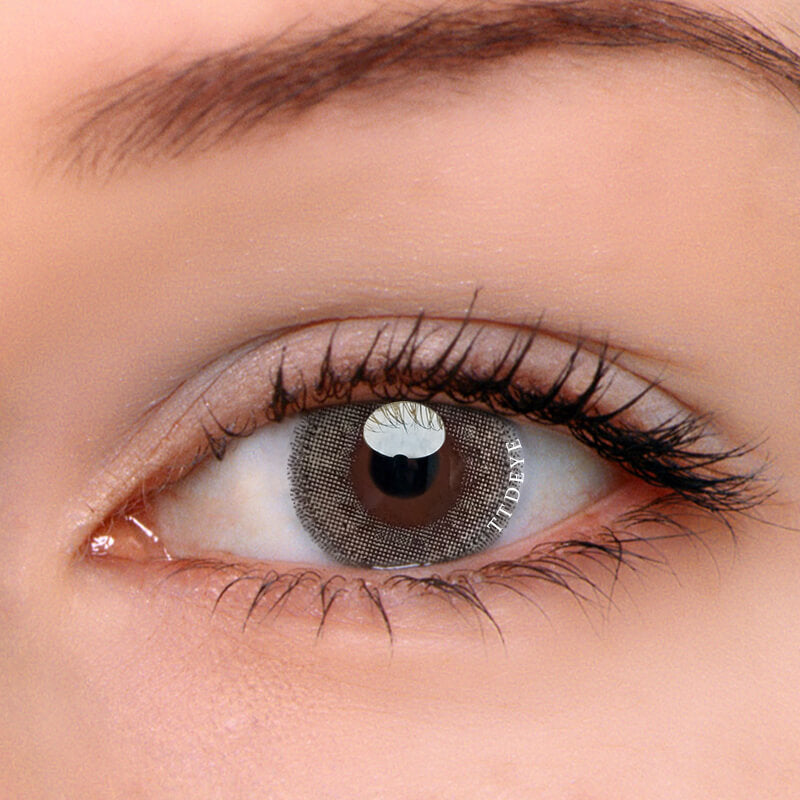 TTDeye Lace Brown Colored Contact Lenses