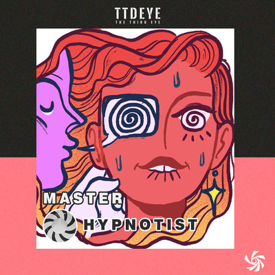 TTDeye Master Hypnotist Colored Contact Lenses
