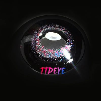 TTDeye New Moon Grey Colored Contact Lenses
