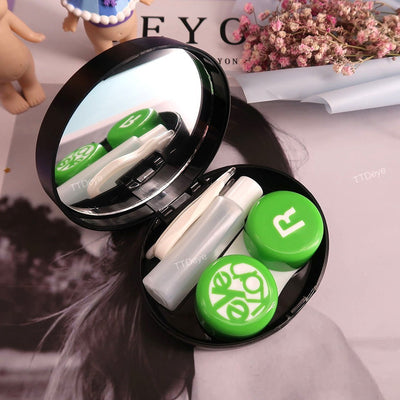 TTDeye Obsessions Palettes Lens Case