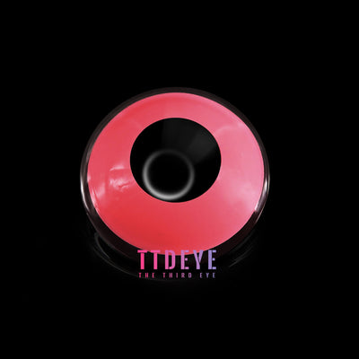 TTDeye Pure Pink Colored Contact Lenses