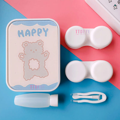 TTDeye Purin Dog And Friends II 2-in-1 Lens Case