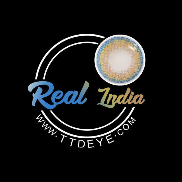TTDeye Real India Colored Contact Lenses