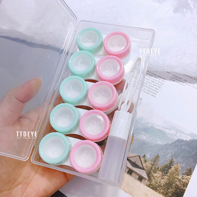 TTDeye Little Bulb II 5-in-1 Lens Case