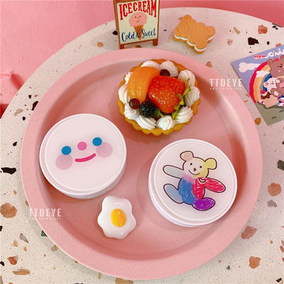 TTDeye Smile Bear Lens Case