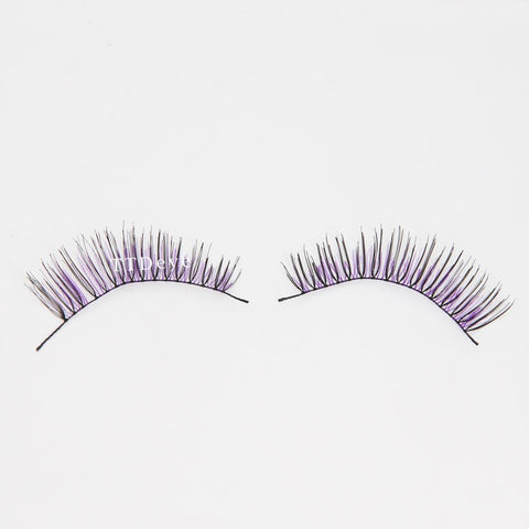 TTDeye Black-Purple False Eyelashes