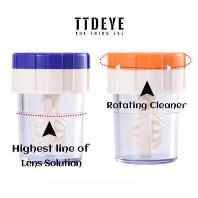 TTDeye Little Thing Contact Lenses Manual Washer