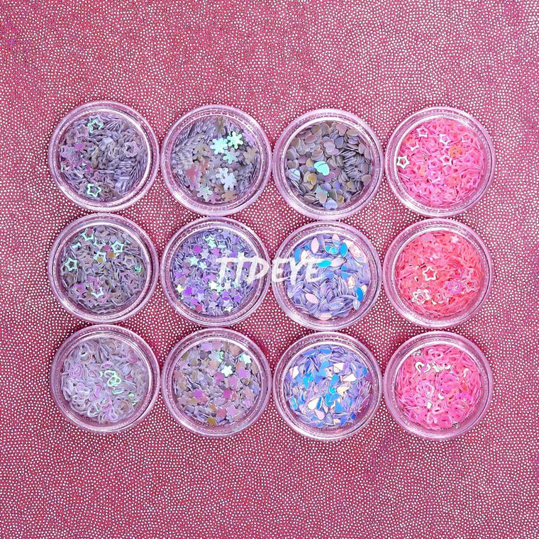 TTDeye Mermaid Tears Glitter