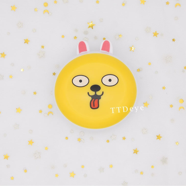 TTDeye Muzi Dog (Yellow) Lens Case