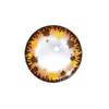 TTDeye Star Brown Colored Contact Lenses