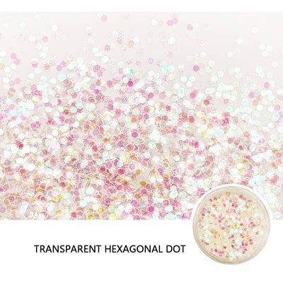 TTDeye Neverland White Primary Glitter