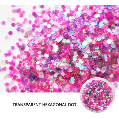 TTDeye Dreamy Unicorn Pink-Purple Primary Glitter