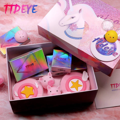 TTDeye Unicorn Contact Lens Kit