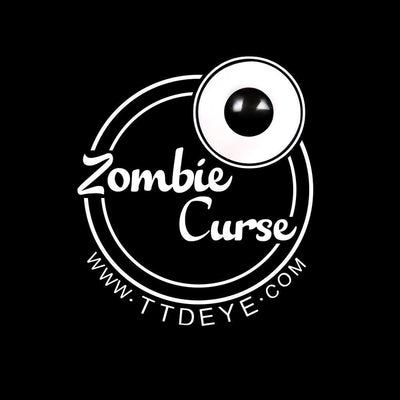 TTDeye Zombie Curse Colored Contact Lenses