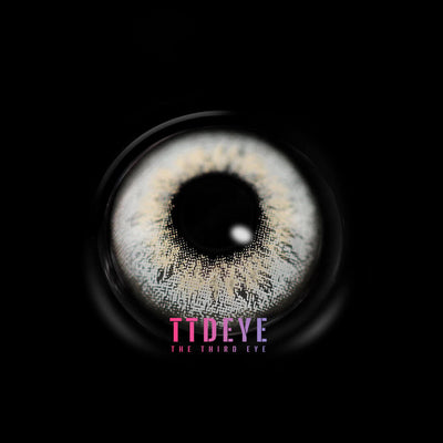 TTDeye Rome Grey Colored Contact Lenses