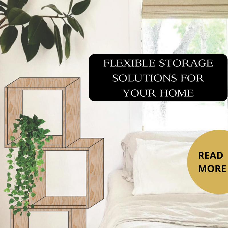 Flexible Storage Solutions for Your Home
