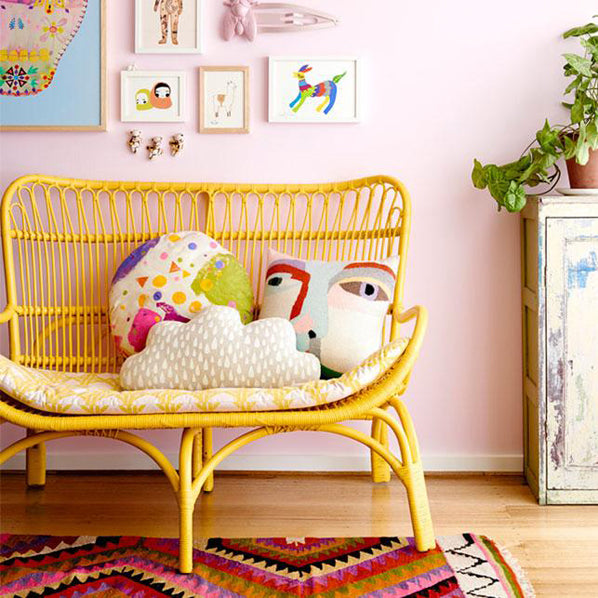 Playing with Colour in your Child's Bedroom or Nursery