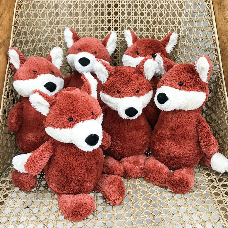Tod Fox Plush Toy
