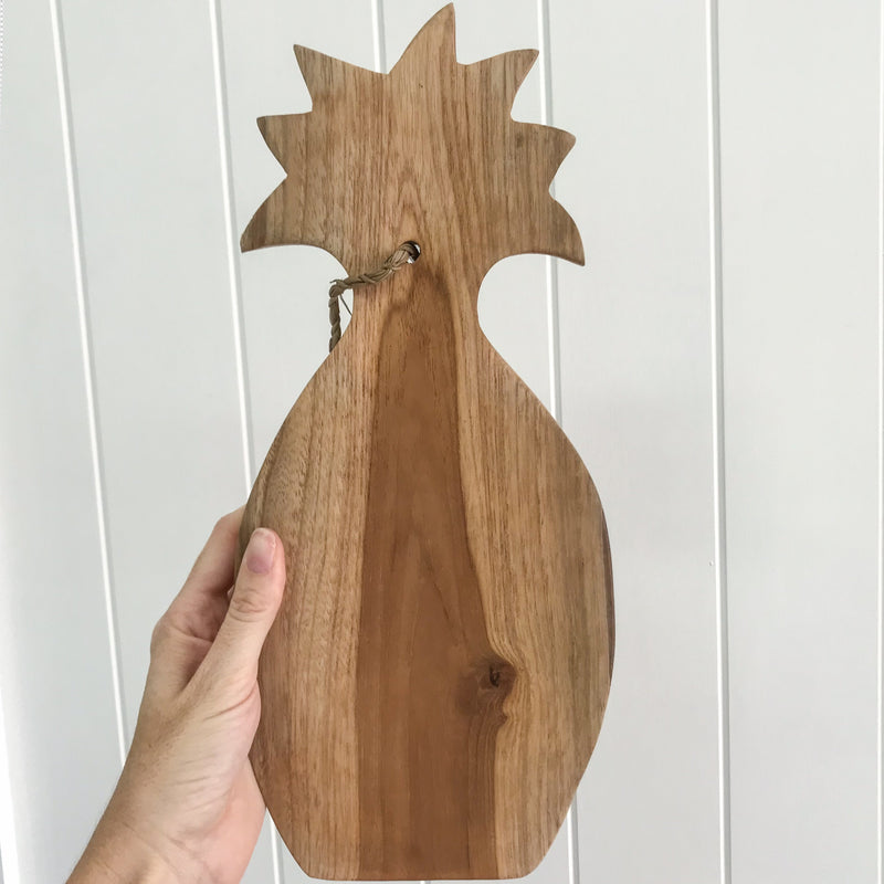 Pineapple Wooden Board