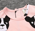 French Bulldog Baby Romper