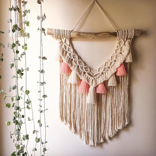 Macramé Workshop - Intermediate