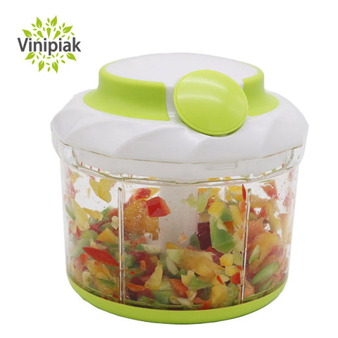 Image of Vinipiak Manual Food Chopper (4 cup)