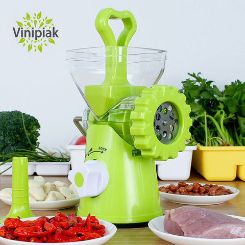 Food Masher Meat Mincer