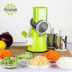 Adjustable Round Vegetable Slicer