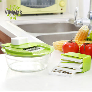 Vegetable Grater with bowl