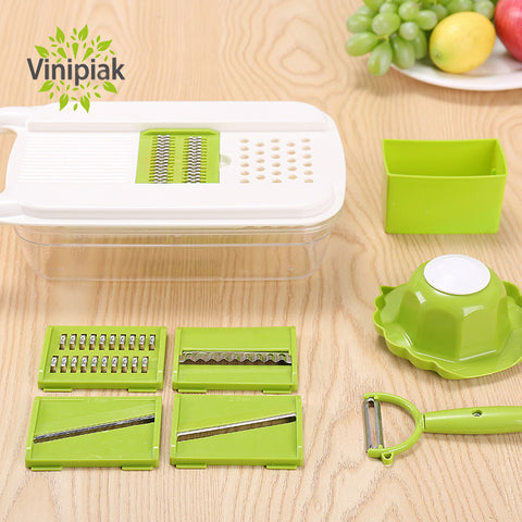Image of Mandoline Replaceable Blade Slicer