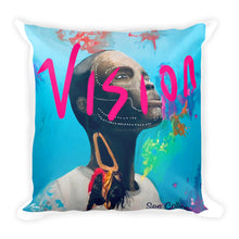 Vision Pop Square Pillow