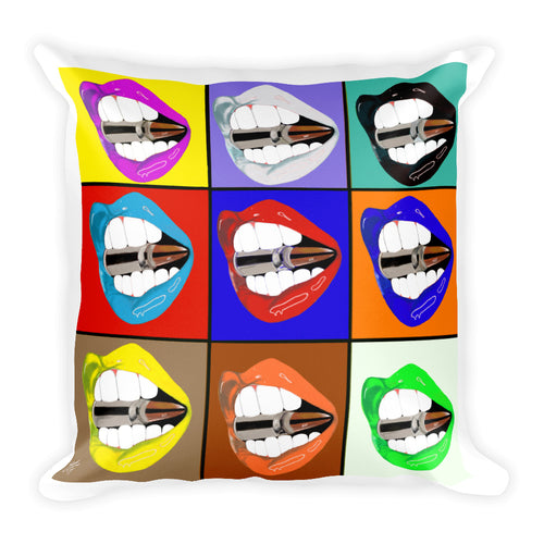 Good Girls Square Pillow