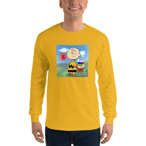 """Why Not"" Long Sleeve T-Shirt"