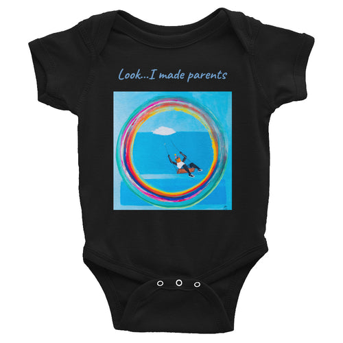 Baby Circle of Life - Infant Bodysuit