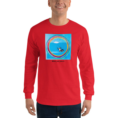 """C.O.L."" Long Sleeve T-Shirt"