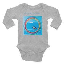 Baby Circle of Life 2 - Infant Long Sleeve Bodysuit