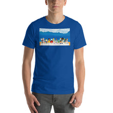 Cartoons and Cereal Unisex T-Shirt