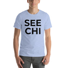 "SEE ""Collins"" CHI - Unisex T-Shirt"