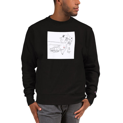 Fly Away - Champion Sweatshirt