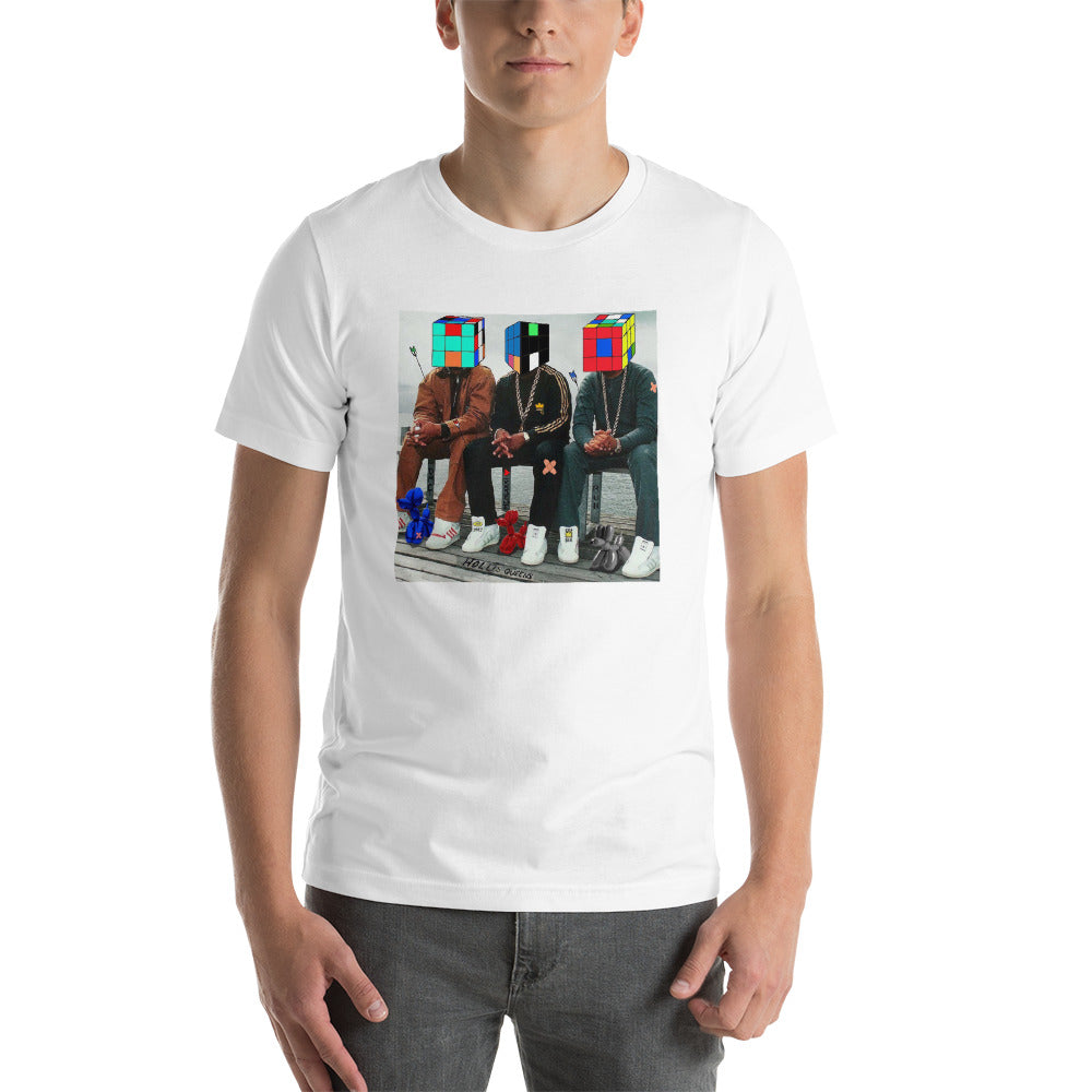 Hip Hop HOLLIS Short-Sleeve Unisex T-Shirt