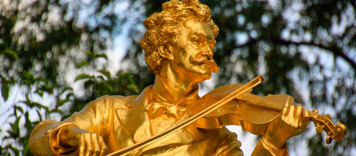 Johann Strauss — The History of the Waltz King