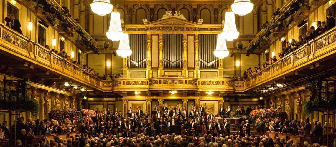 The Rich History of the Musikverein