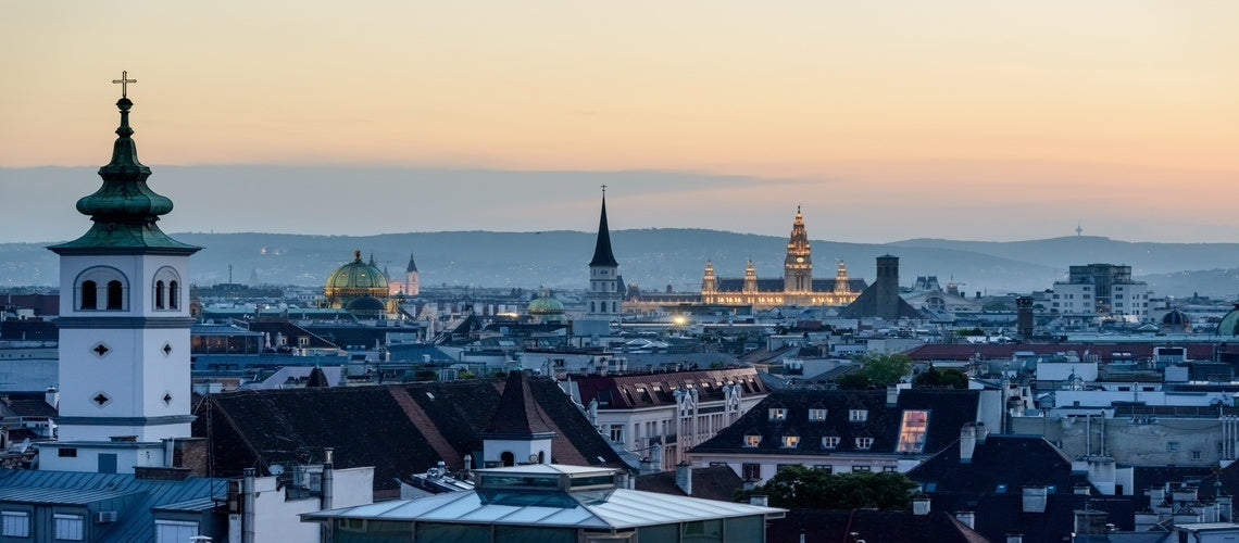 Vienna From Above — Where to Find the Best Bird's Eye View of the City