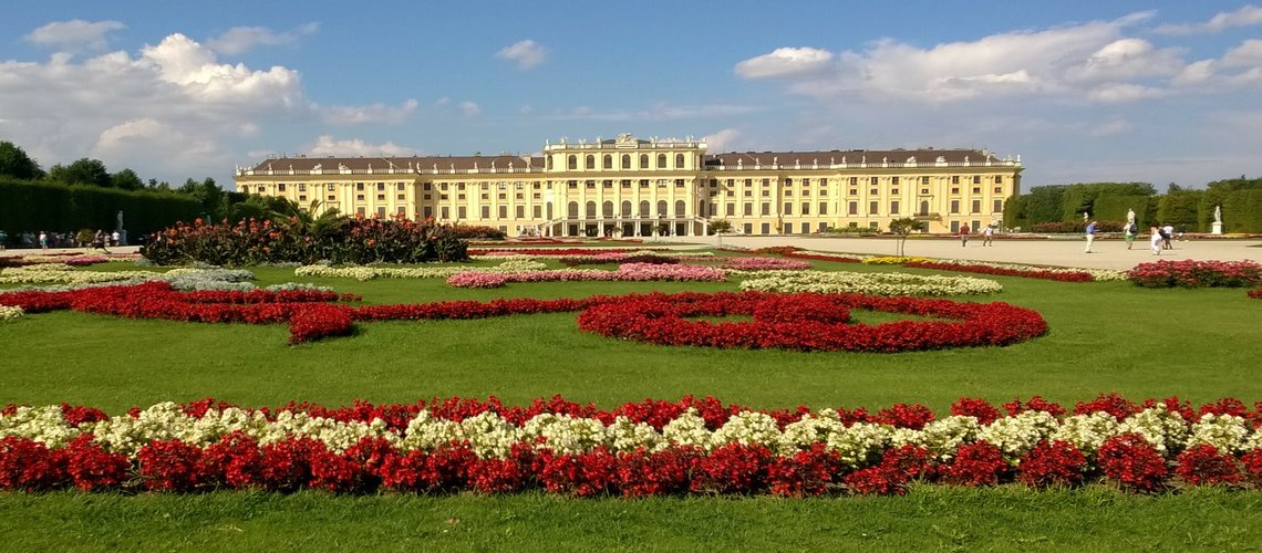 A Look Inside the Schönbrunn Palace