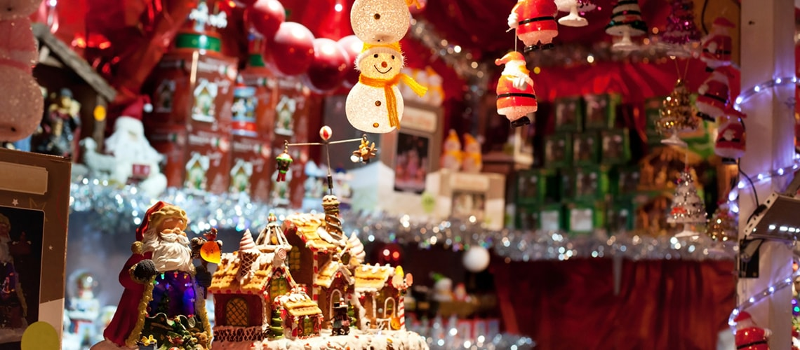 Vienna's top 5 Christmas markets