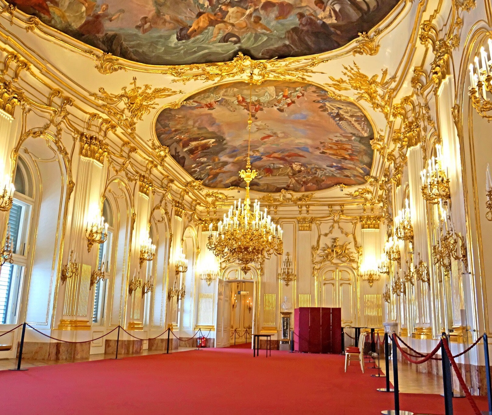 The Great Gallery Schönbrunn