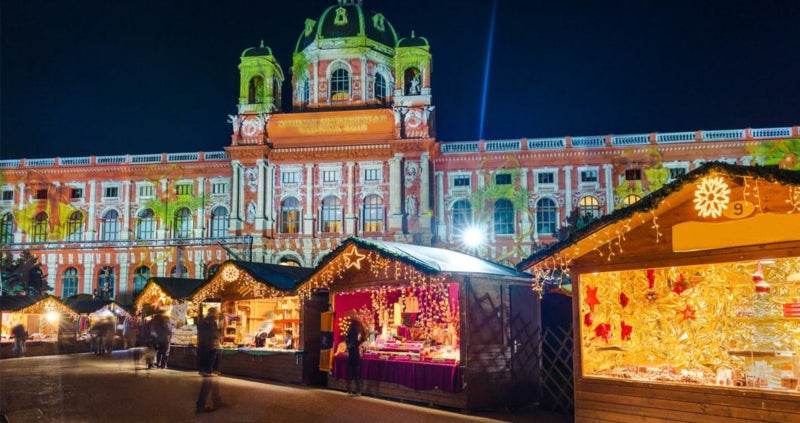 Christmas Market at Maria-Theresian-Platz