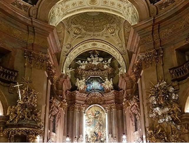 Classic Ensemble Vienna Church Concert, St Peters Church, Classical Concerts