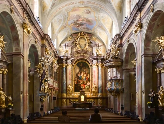 Classical Concerts in St. Anna's Church Vienna