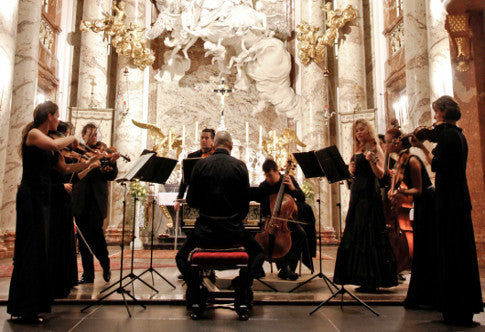 Vivaldi's Four Seasons in St. Charles' Church